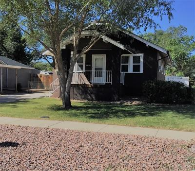 Pueblo Single Family Home For Sale: 2515 5th Ave