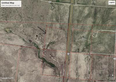 Colorado City Residential Lots & Land For Sale: Tbd Davis Rd