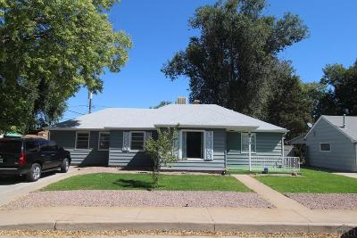 Pueblo Single Family Home For Sale: 913 Security Ave