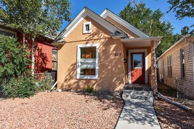 Pueblo Single Family Home For Sale: 823 W 11th St
