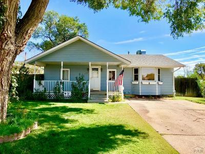 Pueblo Single Family Home For Sale: 3116 Morris Ave