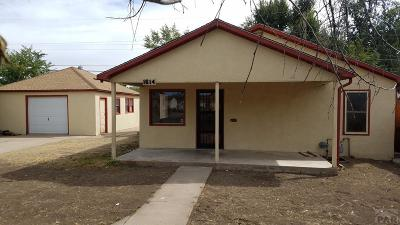 Pueblo Single Family Home For Sale: 1614 Jackson St