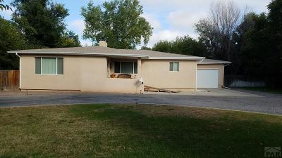 Pueblo Single Family Home For Sale: 1130 Holly St