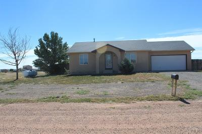Pueblo West Single Family Home For Sale: 536 S Saunders Dr