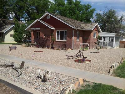 Fowler Single Family Home For Sale: 309 E Florence Ave