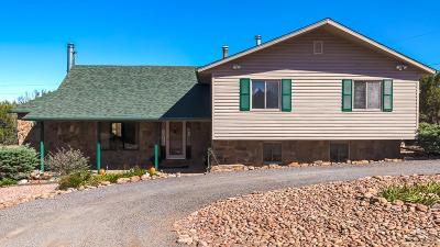 Beulah Single Family Home For Sale: 6430 Burnt Mill Rd