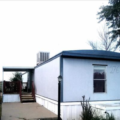 Pueblo Single Family Home For Sale: 33550 E Highway 96 #276