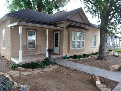 Fowler Single Family Home For Sale: 607 8th St