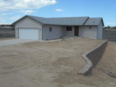 Pueblo West Single Family Home For Sale: 316 S Hidalgo Dr