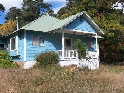 Rye Single Family Home For Sale: 5977 Columbine St