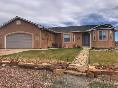 Pueblo West Single Family Home For Sale: 1374 N Farley Dr.
