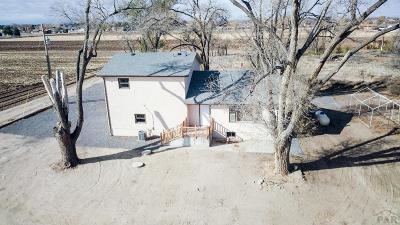 Pueblo Single Family Home For Sale: 29620 Iris Rd