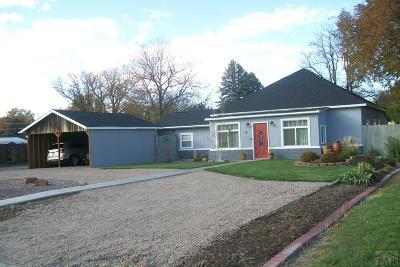 Fowler Single Family Home For Sale: 317 E Grant Ave