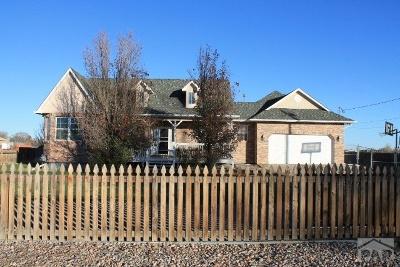 Pueblo Single Family Home For Sale: 1448 28th Lane