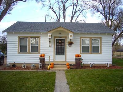 Pueblo Single Family Home For Sale: 24453 County Farm Rd