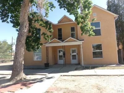 Pueblo Multi Family Home For Sale: 716-718 E 6th St