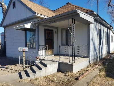 Fowler Single Family Home For Sale: 205 6th St