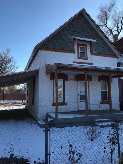 Pueblo Single Family Home For Sale: 1016 E River St