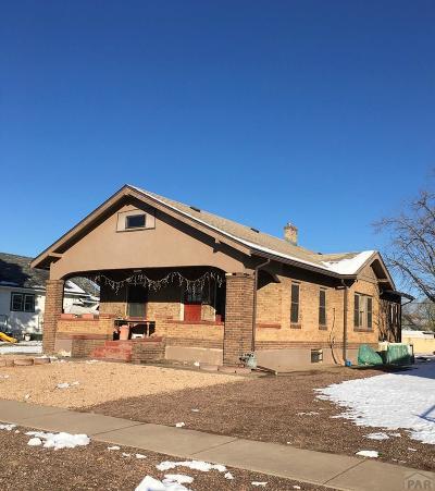 Pueblo Single Family Home For Sale: 1108 S Santa Fe Ave
