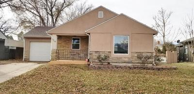 Pueblo Single Family Home For Sale: 924 Security Ave