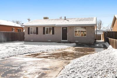 Pueblo Single Family Home For Sale: 2008 W 18th St