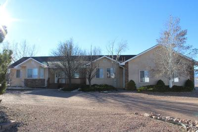 Pueblo West Single Family Home For Sale: 1042 W Osceola Dr