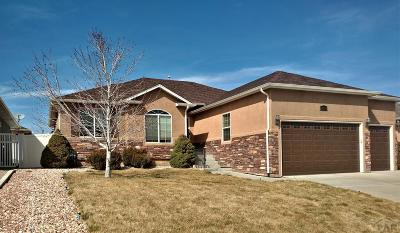 Pueblo Single Family Home For Sale: 1807 Tierra Berienda