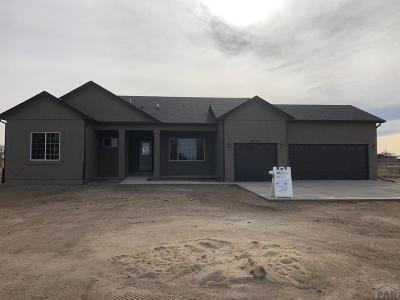 Pueblo CO Single Family Home For Sale: $349,900