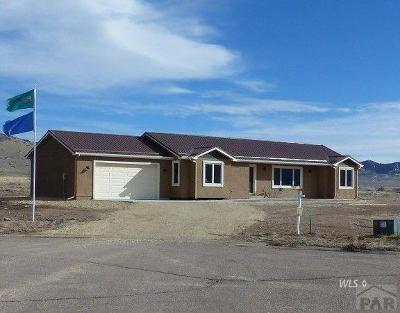 Westcliffe CO Single Family Home For Sale: $321,900