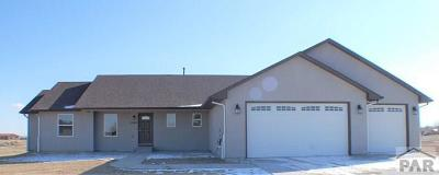 Pueblo West Single Family Home For Sale: 292 N Seymour Dr