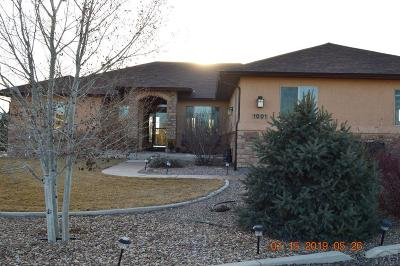 Pueblo West Single Family Home For Sale: 1001 S Indian Bend Dr
