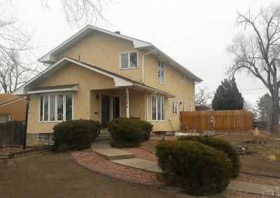 Pueblo Single Family Home For Sale: 2602 High St