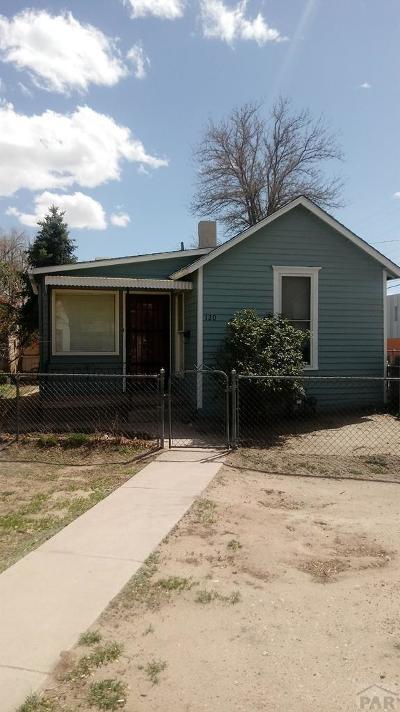 Pueblo CO Single Family Home For Sale: $56,900