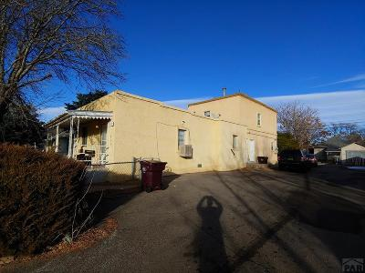 Pueblo Multi Family Home For Sale: 1630 Spruce St