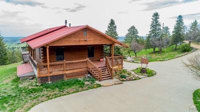 Rye Single Family Home For Sale: 10795 Bartlett Trail