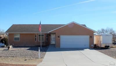 Pueblo West Single Family Home For Sale: 690 S Greenway Ave