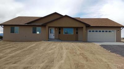 Pueblo West Single Family Home For Sale: 283 S Montecito Dr