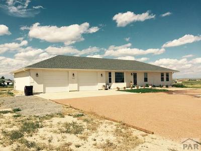 Pueblo West Single Family Home For Sale: 773 Bedford Dr