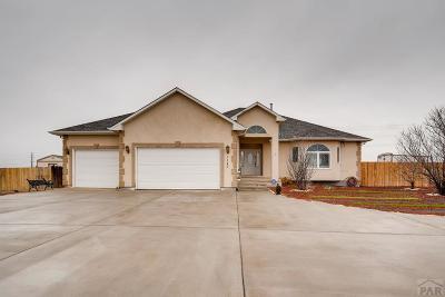 Pueblo West Single Family Home For Sale: 1140 E Industrial Blvd