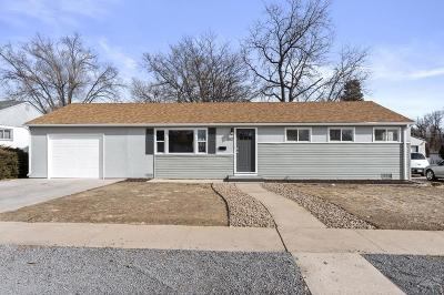 Pueblo Single Family Home For Sale: 1612 Jerry Murphy Rd