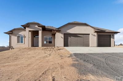 Pueblo Single Family Home For Sale: 24128 Gale Rd