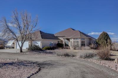 Pueblo West Single Family Home For Sale: 135 S Hacienda Del Sol Dr