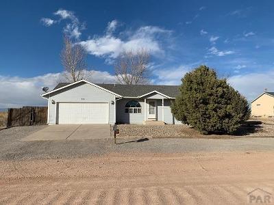 Pueblo West Single Family Home For Sale: 755 W Questa Dr
