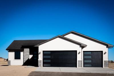 Pueblo West Single Family Home For Sale: 623 E Fredonia Dr