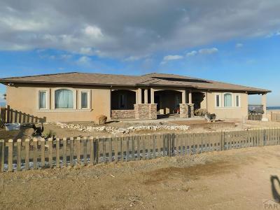 Pueblo West, Pueblo, 81005 Pueblo Co Single Family Home For Sale: 740 Newton Rd