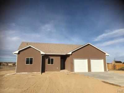 Pueblo West Single Family Home For Sale: 1223 W Los Charros Dr