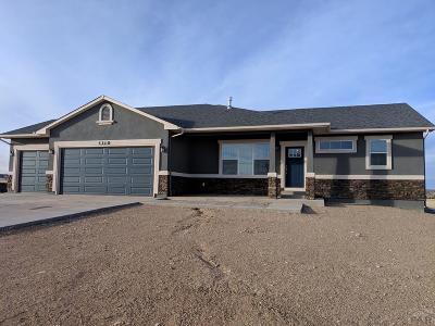 Pueblo West Single Family Home For Sale: 975 E Sandusky Dr