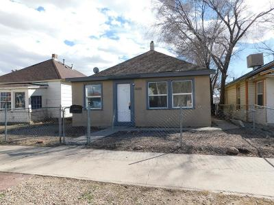 Pueblo Single Family Home For Sale: 1608 W 17th St