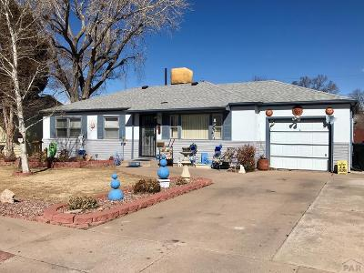 Pueblo Single Family Home For Sale: 1309 Constitution Rd