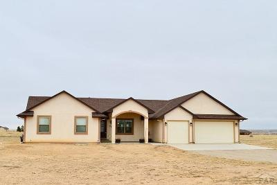 Pueblo West Single Family Home For Sale: 438 N Mitford Dr